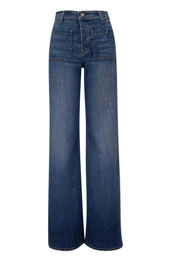 Nili Lotan Florence Classic Wash Jean