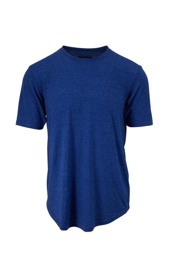 Good Life Lapis Blue Tri-Blend T-Shirt