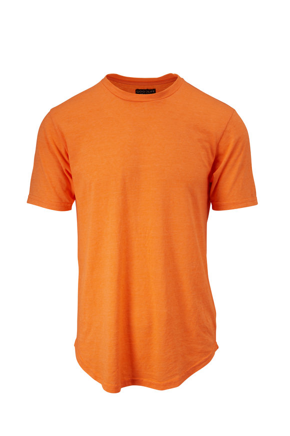 Good Life Nectarine Tri-Blend T-Shirt