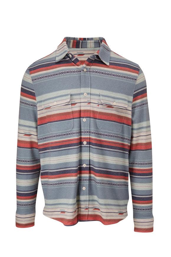 Faherty Brand Legend Sierra Paradise Sweater Shirt