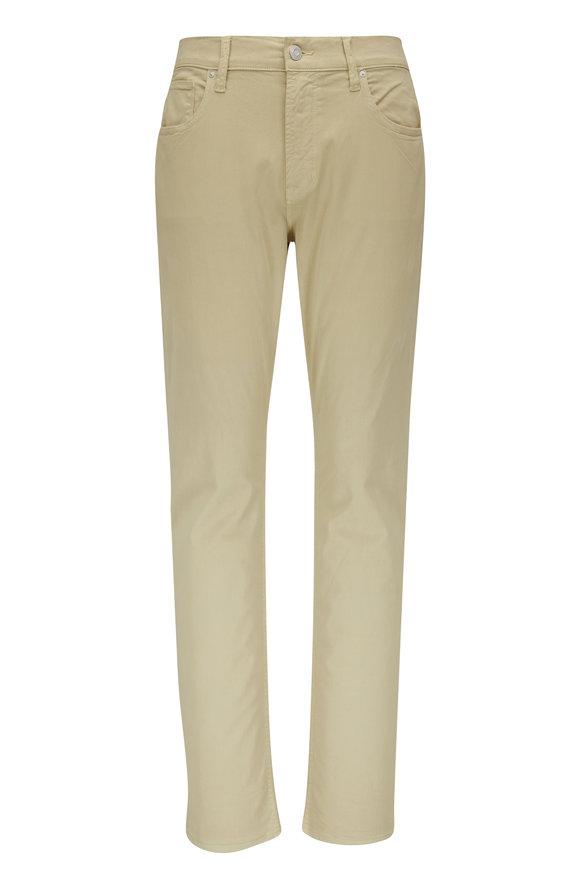 Hudson Clothing Blake Meadow Slim Straight Twill Pant