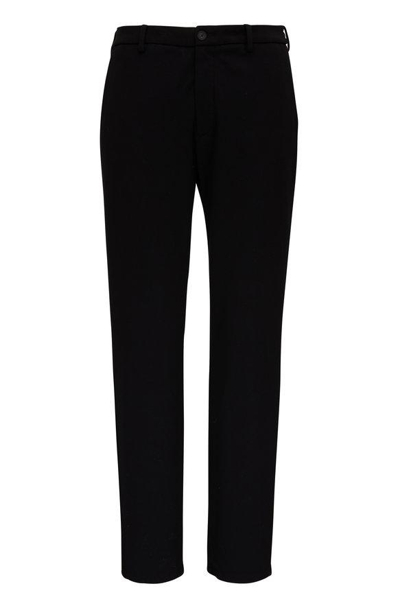 Z Zegna Black Jersey Pant