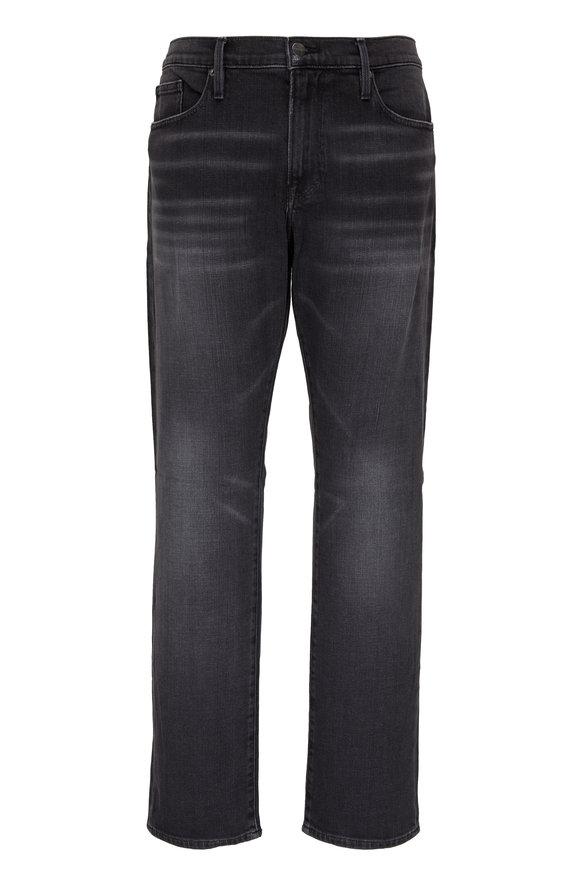 Frame L'Homme Vail Slim Fit Mid-Rise Jean