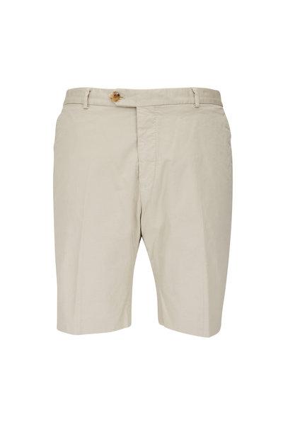 Ralph Lauren - Stone Chino Slim Fit Shorts
