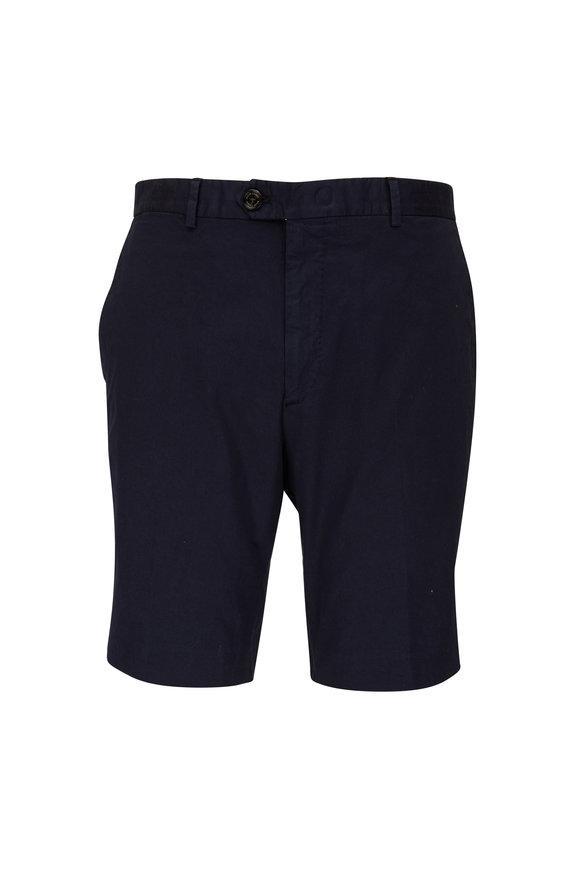 Ralph Lauren Navy Chino Slim Fit Shorts