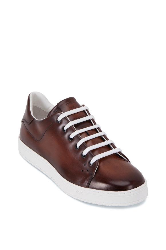 Berluti Incolla TDM Intenso Leather Sneaker