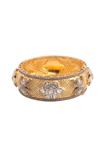 Loren Jewels - Diamond Gold Bracelet