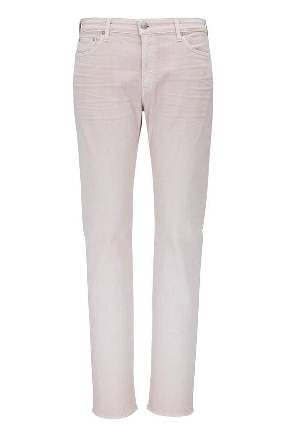 S.M.N. The Finn Vintage Blush Tapered Slim Fit Jean