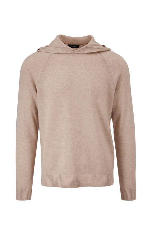 Vince Heather Runyon Wool & Cashmere Hoodie