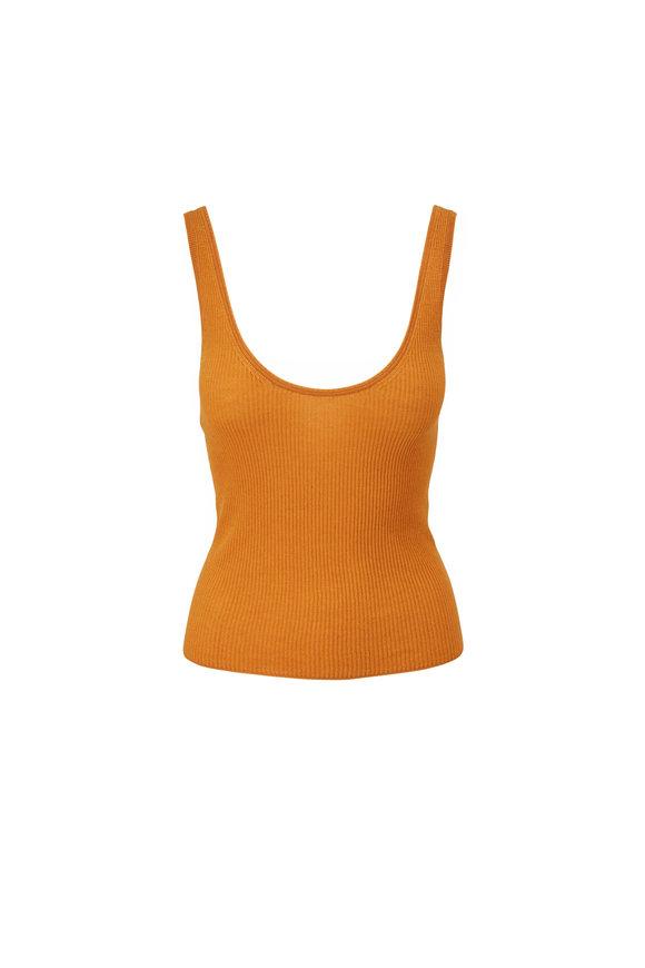 Vince Clementine/Saffron Marled Camisole