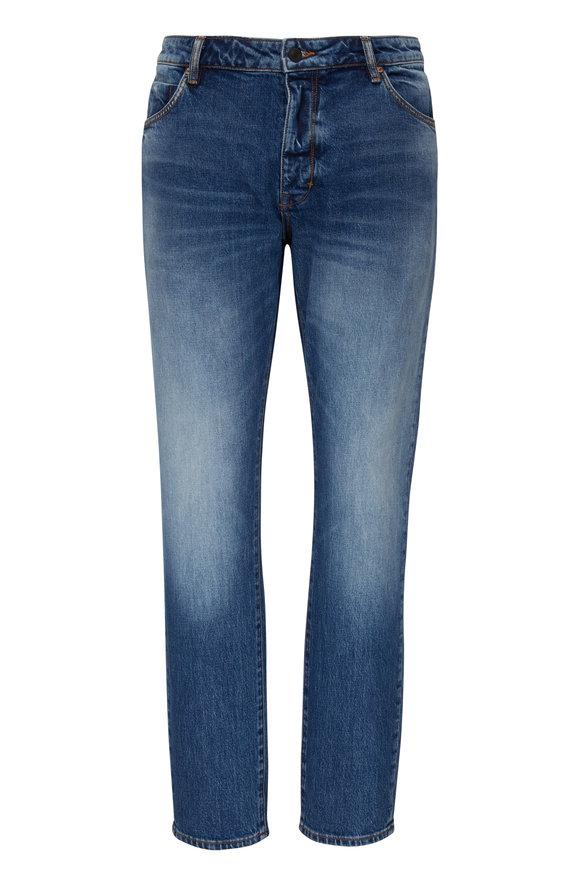 NEUW Lou Blue Monday Slim Fit Jean