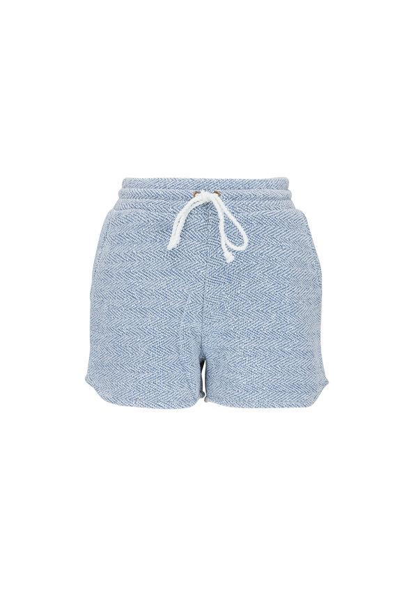 Faherty Brand Whitewater Drawstring Shorts