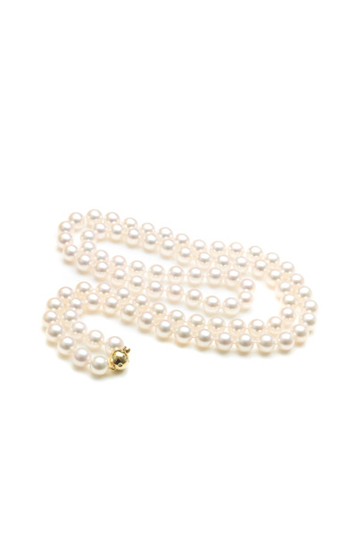 Assael - Akoya Pearl Necklace