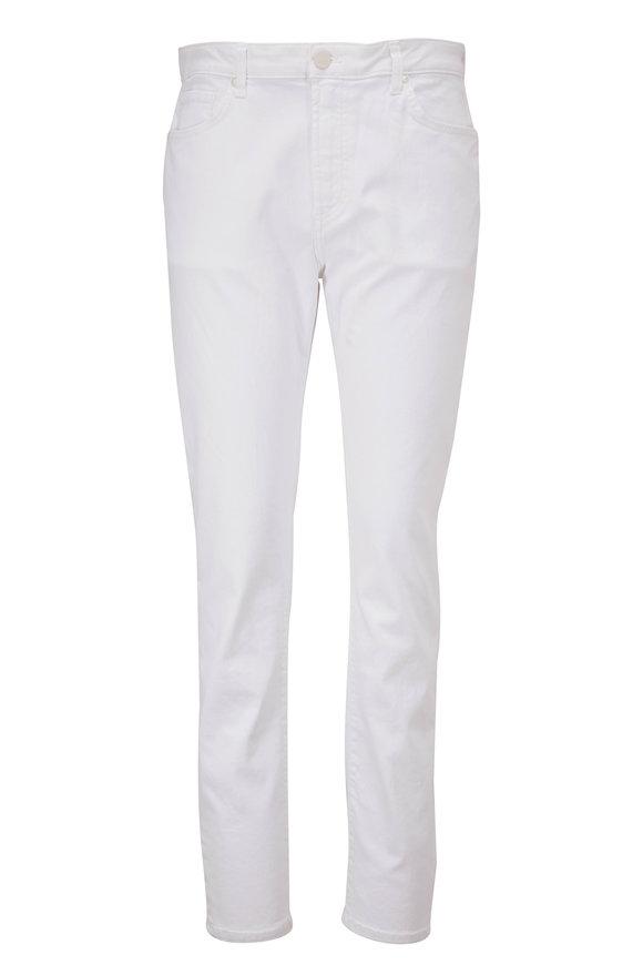 Monfrere Brando White Vintage Five Pocket Jean