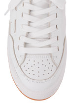 Golden Goose - Yeah! White Leather Low Top Sneaker
