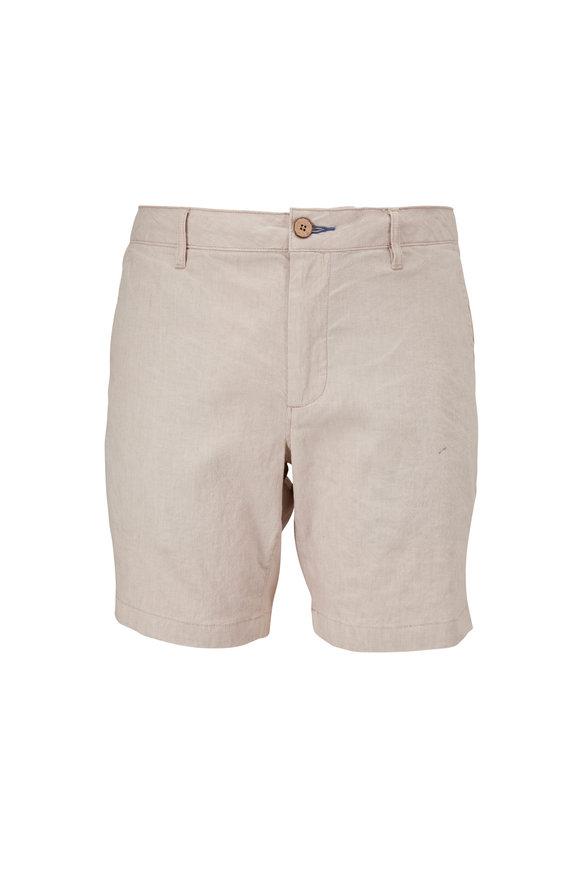Faherty Brand Tradewinds Dorset Sand Shorts