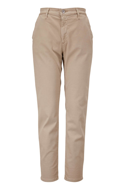 AG - Caden Dust Beige Tailored Pant