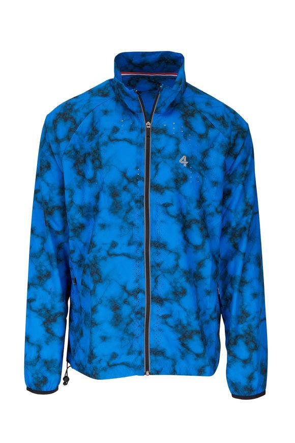 Fourlaps Blue Marble Light Weight Jacket