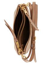 Prada - Cammeo Leather Two Zip Crossbody