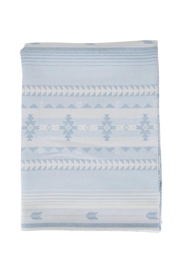 Faherty Brand Adirondack Rising Sky Blanket