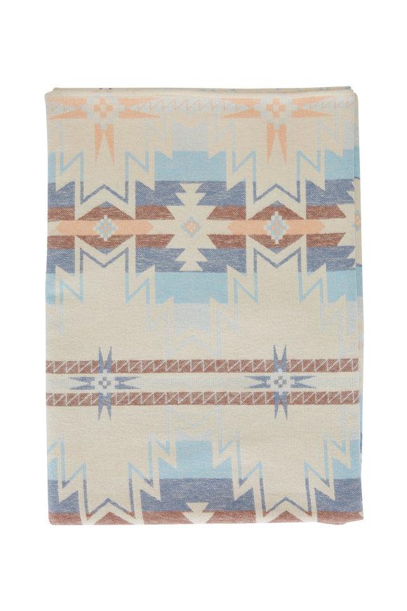 Faherty Brand Star Nation Adirondack Cotton Blanket
