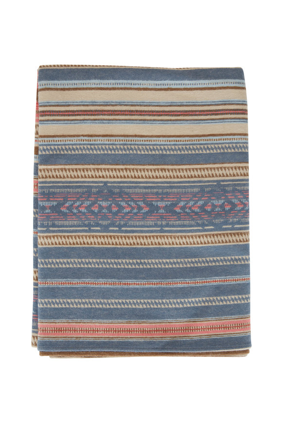 Faherty Brand Adirondack Neskowin Blanket