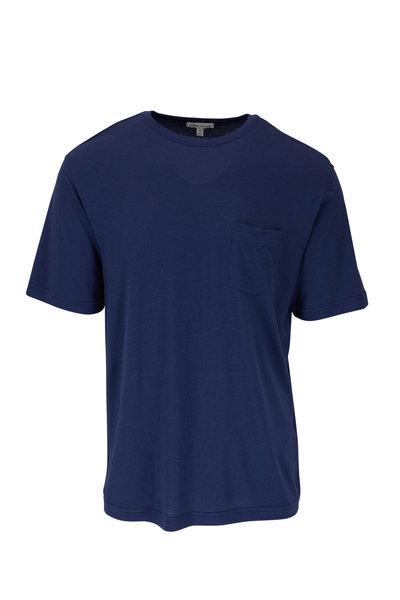 Peter Millar - Seaside Navy Short Sleeve T-Shirt
