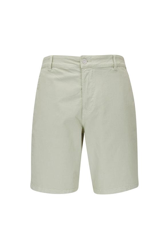 Hudson Clothing Sage Green Chino Shorts