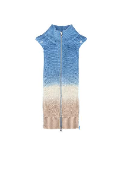 Veronica Beard - Runi Tie-Dye Knit Dickey