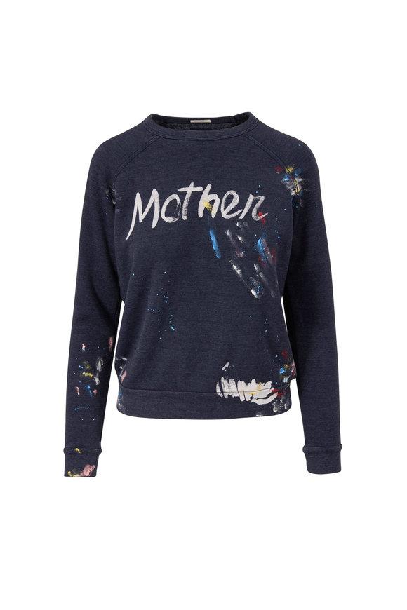 Mother Denim The Hugger Mother Sweatshirt