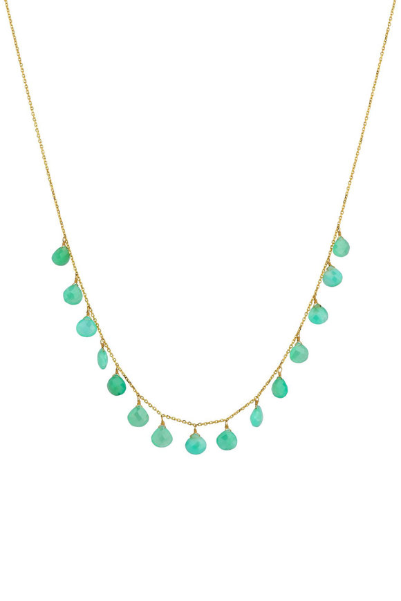 Dima Jewellery Chryso Drops Necklace