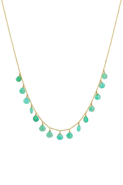 Dima Jewellery - Chryso Drops Necklace