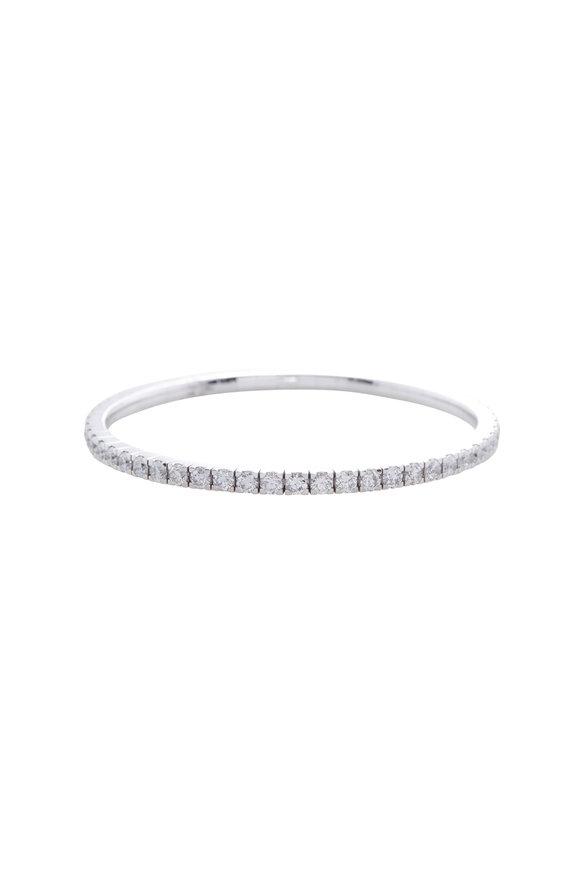Sutra White Gold All Diamond Bracelet