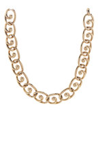 David Webb - Polished Yellow Gold Choker Necklace