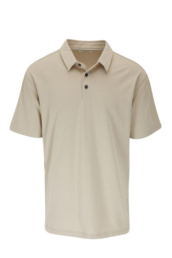 Linksoul Sandy Short Sleeve Polo