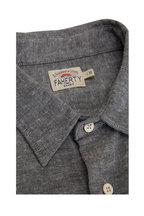 Faherty Brand - Breeze Slate Chambray Button Down Shirt