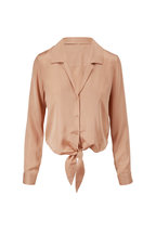 L'Agence - Annie Candied Ginger Blouse