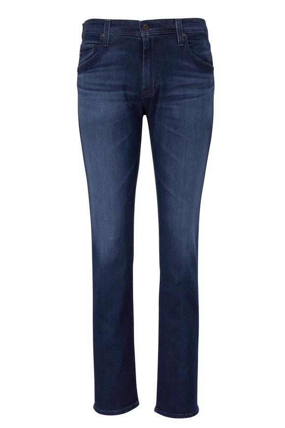 AG Tellis Relativity Slim Five Pocket Jean