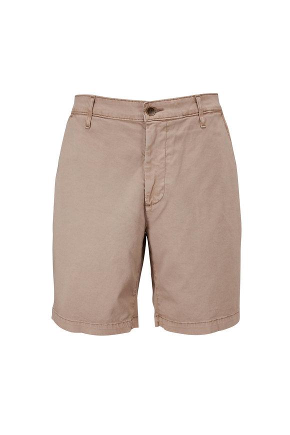 AG Wanderer Sulfur Wild Taupe Slim Fit Shorts