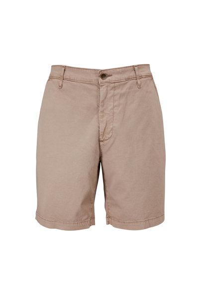 AG - Wanderer Sulfur Wild Taupe Slim Fit Shorts