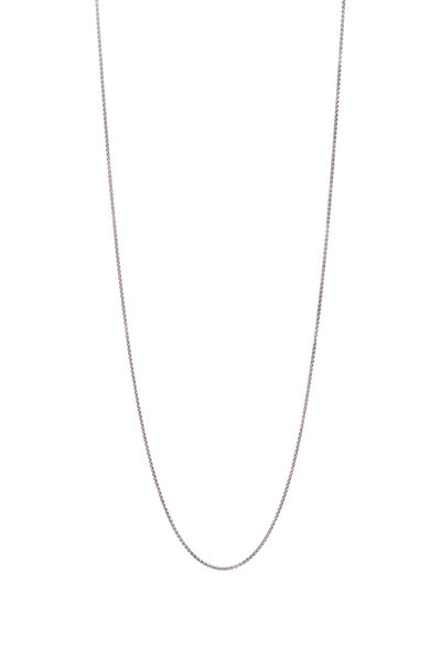.925Suneera - Vintage Finish Rope Chain Necklace