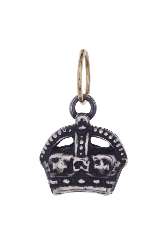Tina Negri The Crown Pendant