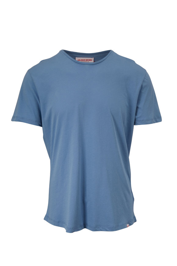 Orlebar Brown OB-T Capri Cotton Crewneck T-Shirt