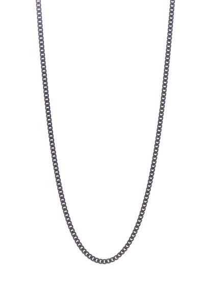 Tina Negri - Chunky Curb Chain Necklace