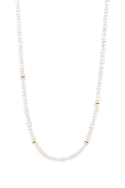 Tina Negri - Ethiopian Opal Necklace