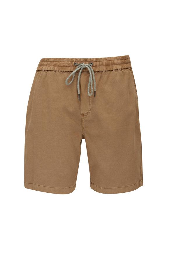 Faherty Brand Essential Oakwood Drawcord Short