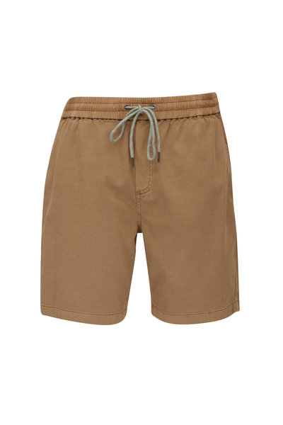 Faherty Brand - Essential Oakwood Drawcord Short