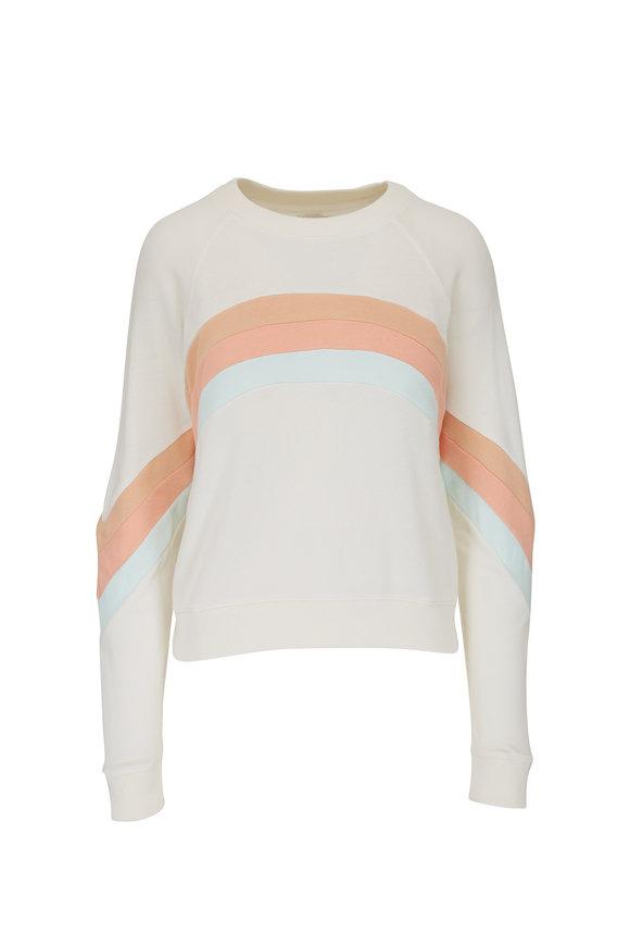 Faherty Brand Molli Golden Hour Crewneck Sweatshirt