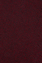 Ermenegildo Zegna - Red Melange Silk Necktie