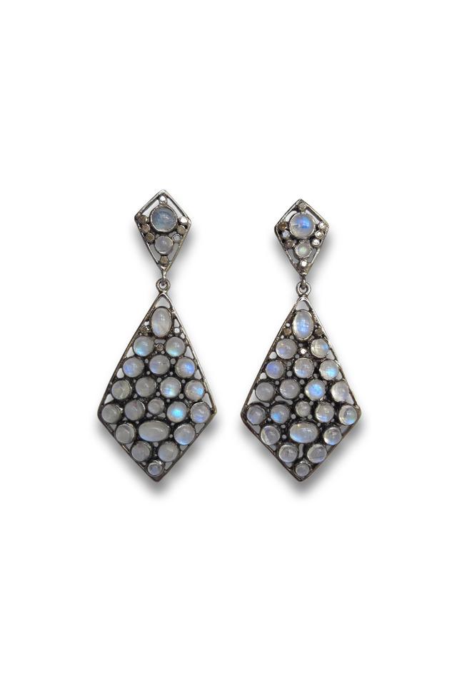 Kite Moonstone Earrings